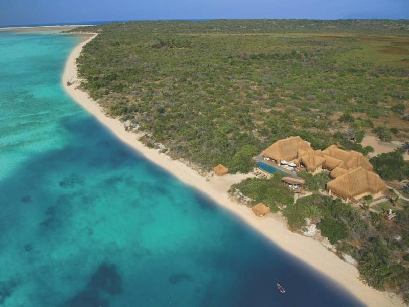 Azura Benguerra Aerial view
