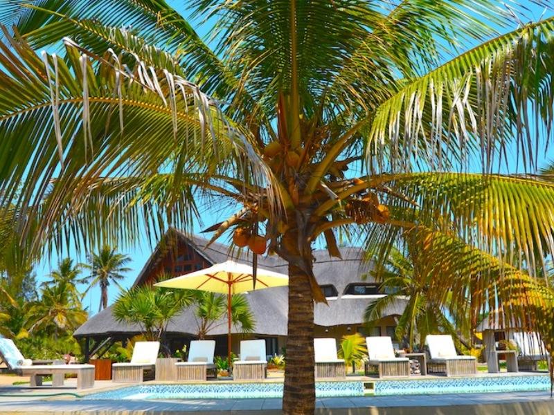 Barra Beach Club Pool Area