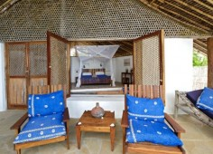 Guludo Beach Lodge Room & Verandah