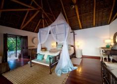 Villa Quilalea Room Interior