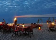 Benguerra Island Dining