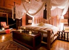 Benguerra Island Lodge Suite Interior