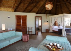 Coral Lodge Interior