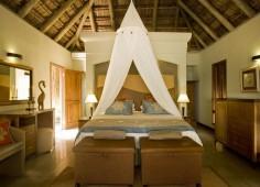Dugong Beach Lodge Interior Bedroom