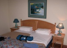 Hotel Cardoso Bed Interior