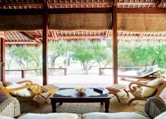 Vamizi Island Guest Lounge
