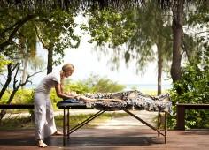 Vamizi Island Spa Treatments