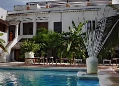 Hote Escondidinho Pool
