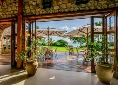 Bahia Mar Club Dining area