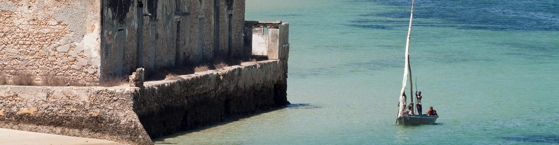 Ilha de Mocambique Fisherman