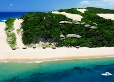 Machangulo Beach Arieal View