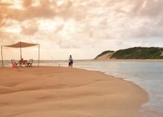 Machangulo Beach
