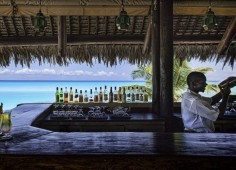 Medjumbe Beach Bar and View