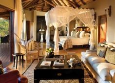 Lion Sands Tinga Lodge Suite