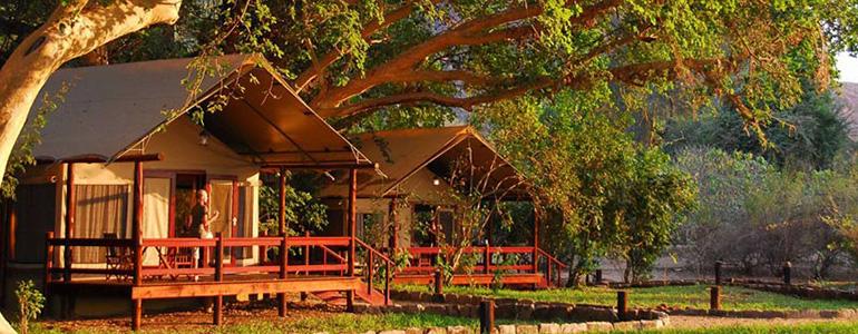 Lugenda Wilderness Camp
