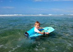 Travessia Beach Lodge Mozambique Kids