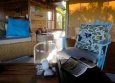 Travessia Beach Lodge Mozambique Lounge