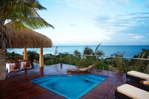 Anantara Bazaruto Island Resort Pool Deck