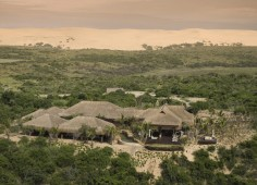 Anantara Bazaruto Island Resort Spa Aerial