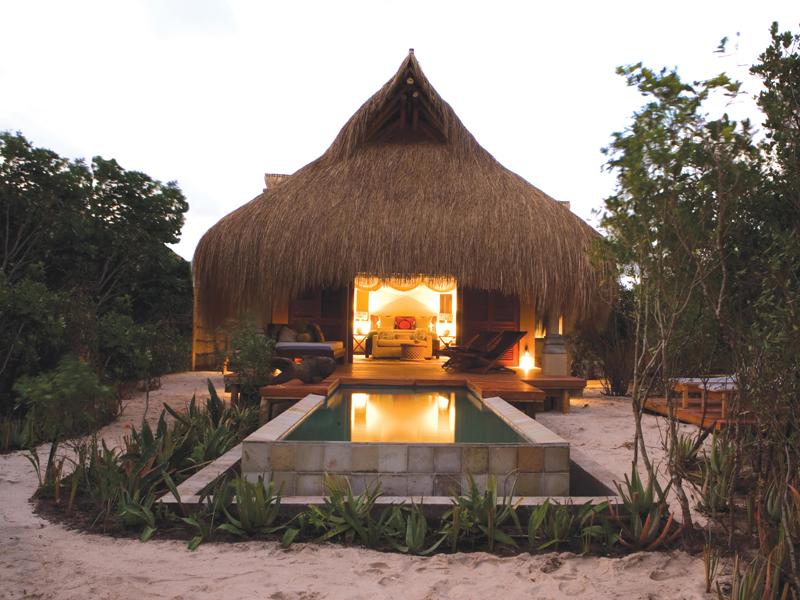Azura Benguerra Villa Accommodation