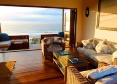 Blue Footprints Eco Lodge Lounge