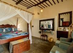 Ibo Island Lodge Room Interior