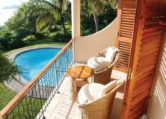 Casa Rex Hotel Room Balcony