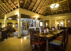 Dugong Beach Lodge Dining Room