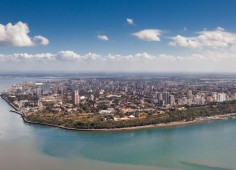 Maputo Aerial View