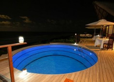 Massinga Beach Lodge Pool