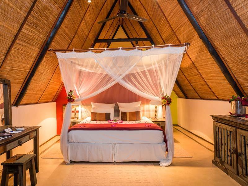 Pestana Bazaruto Lodge Room Interior