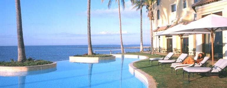 Southern Sun Maputo Bech View