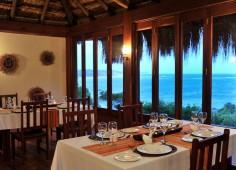 Machangulo Beach Lodge Dinning