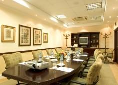 Pemba Beach Hotel Boardroom