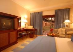 Pemba Beach Hotel Courtyard room