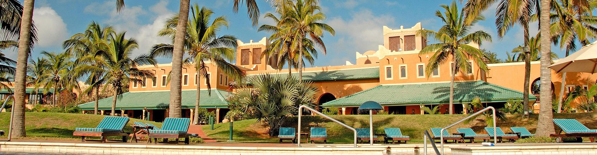 Pemba Beach Hotel & Spa