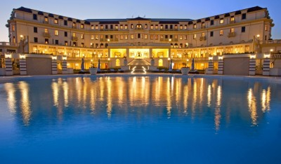 The Polana Serena Hotel