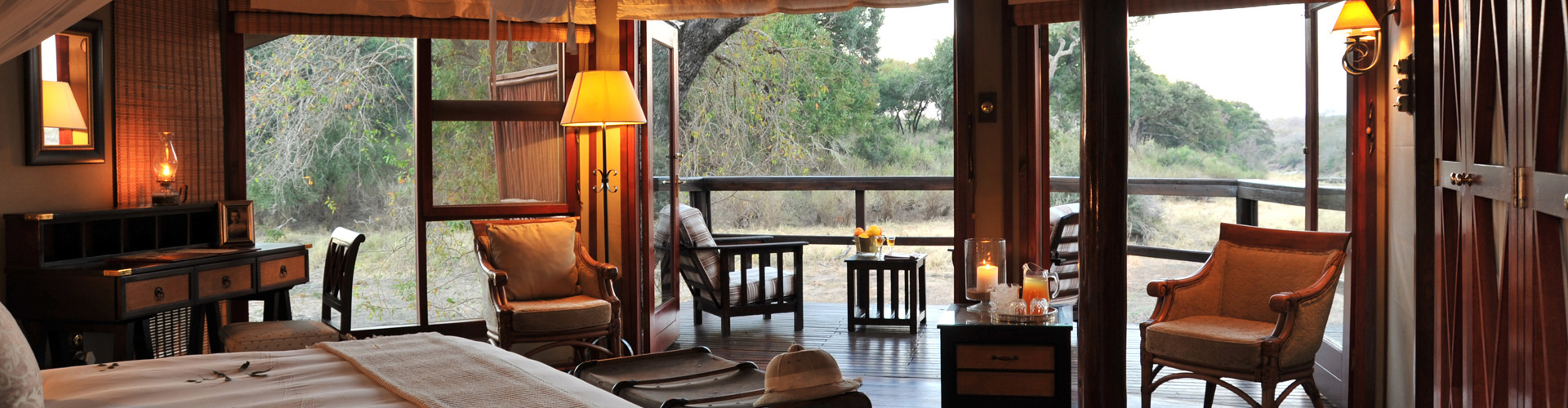 Hamilton's-Tented-Camp-Bedroom-View