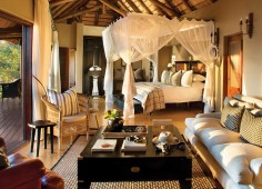 Lion Sands Tinga Lodge Suite
