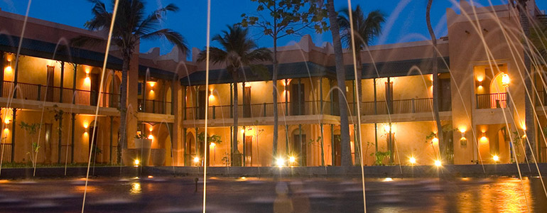 Pemba Beach Hotel Spa