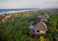 Travessia Beach Lodge Casitas